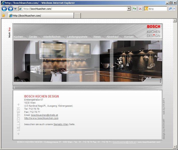 Bosch Kitchen Studio Kk Bits