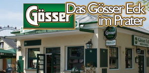 Cover: The Gösser Eck in the Wiener Prater
