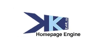 Cover: KKBits Hompage Engine
