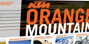 Cover: KTM | Orange Mountain