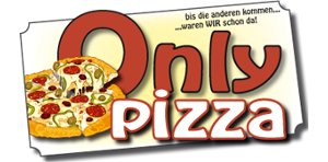 Cover: Only-Pizza delivery