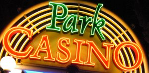 Cover: Park Casino | Prater