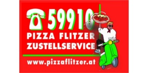Cover: Pizza Flitzer delivery service