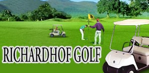 Titelbild: Richardhof Golf