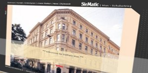 Cover: SieMatic at the Schubertring | 2004