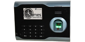 Cover: X-Times Time recording system