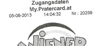 Cover: my.pratercard.at